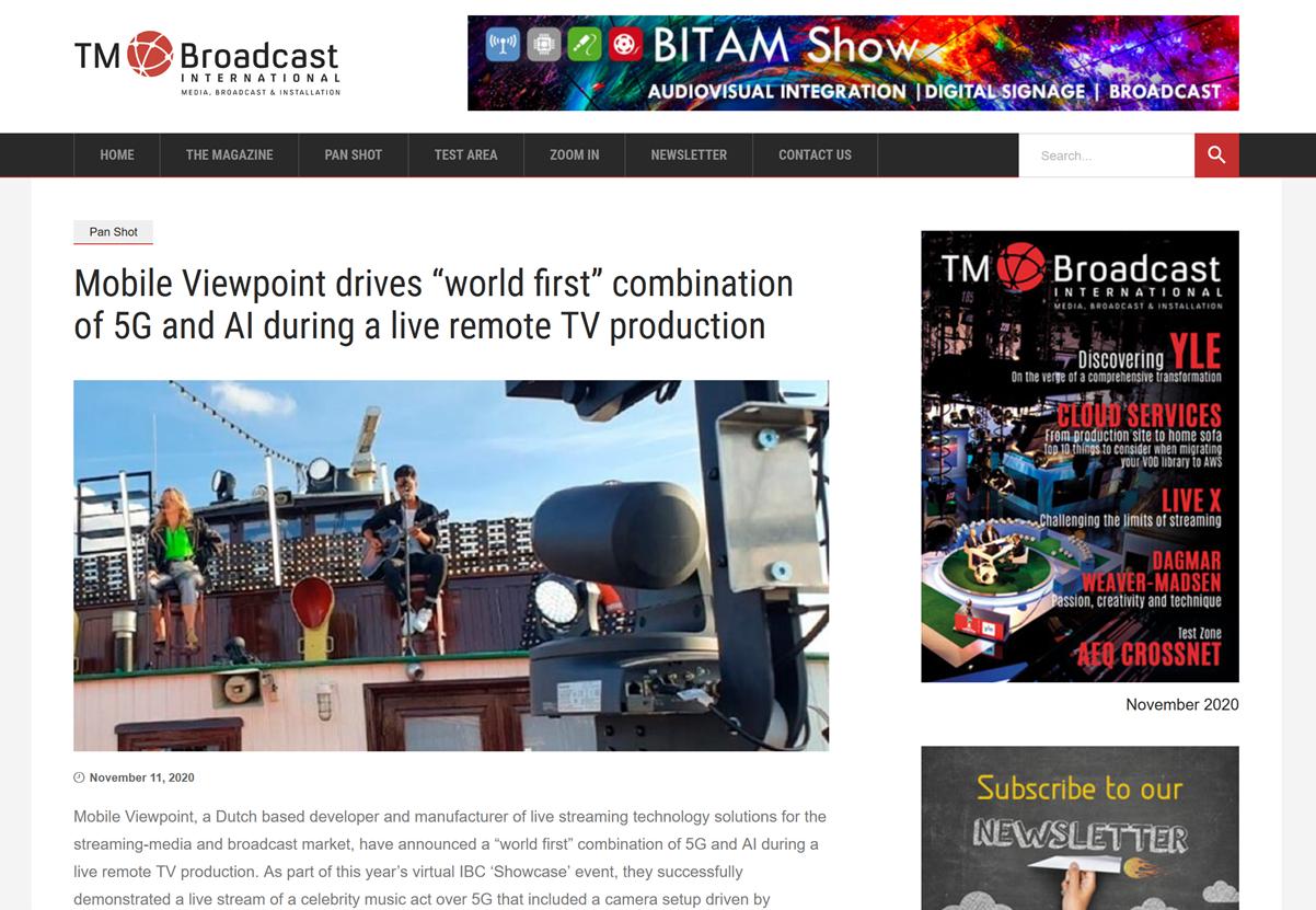 TM Broadcast November 202