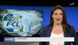 """How celebrations of FC Lucerne win of """"Schweizer Cup"""" were broadcasted live on Tele1 with Mobile Viewpoint"""