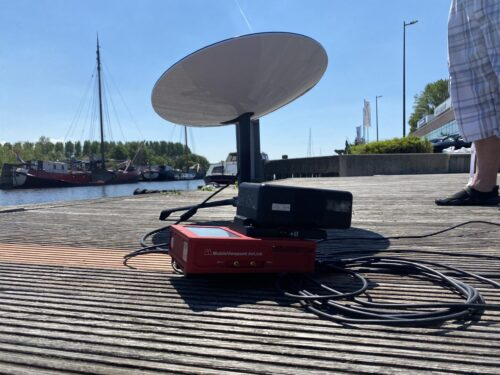 Mobile Viewpoint now compliant with High Speed Sat platform Starlink